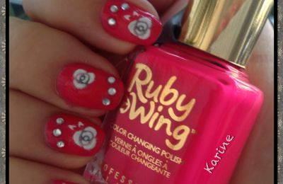 Poppy de Ruby Wing