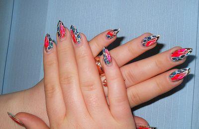 nail arts 2012