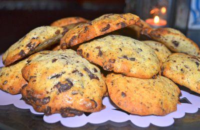Şokoladli cookies