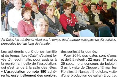 article OF du 27 janvier 2014
