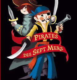 « Pirate des sept mers », le nouveau recueil jeunesse de Claude Bathany, à paraître le 10 octobre 2012