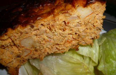 Pain de poisson thon et surimi facile !!!
