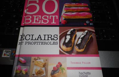 mes nouveaux livres