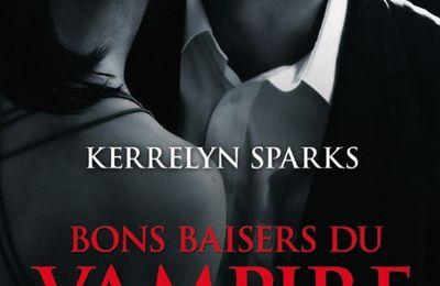 Histoires de vampires (Tome 1) Bons baisers du vampire, de Kerrelyn Sparks