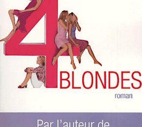 4 Blondes par Candace Bushnell