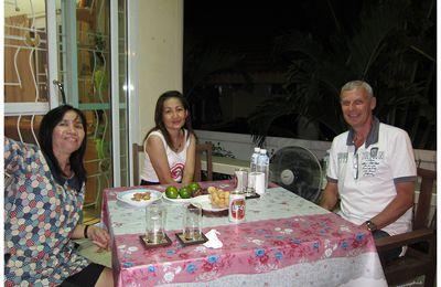 Les rencontres du week-end à Khon Kaen
