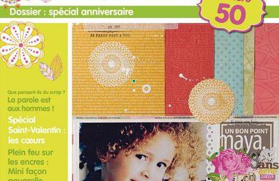 Bon anniversaire Histoires de Pages...