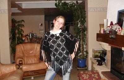 ponchos au crochet