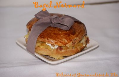 Bagel Normand
