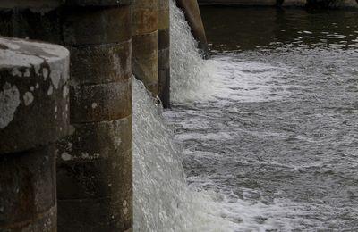 Barrages et vannages