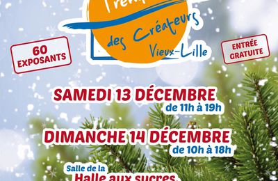 Le salon de Noël du tremplin !