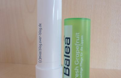 Review~Balea Lippenpflege Fresh Grapefruit