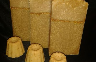 Golden Milk Soap