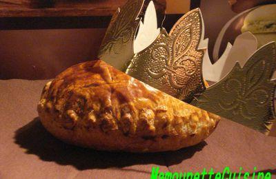 Galette des rois au chocolat ................ pour Papa !!