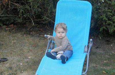 journée avec mon petit fils diego