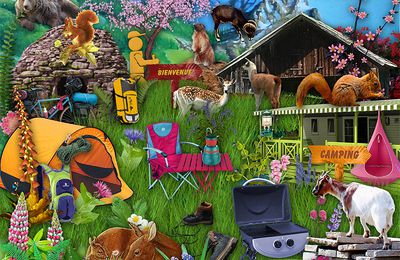Collab Scrap'Avenue à la montagne