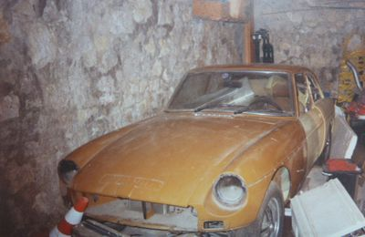 GUIDE D' ACHAT MGB GT