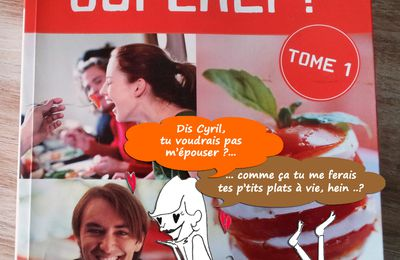 Au passage : Cyril Lignac I LOVE YOU