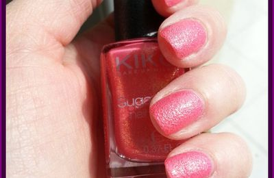 KIKO - Sugar Mat 641 Strawberry Pink