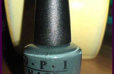 OPI - Nein ! Nein ! Nein ! OK Fine ! - Germany Collection