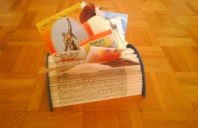 Recyclage de livres