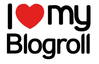 Ma blogroll: mes blogs chouchous