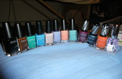 Collection KIKO ~~