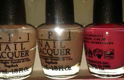 "TEST: ""Tickle my France-y"" d'OPI"