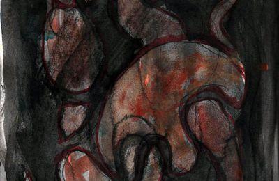 Suite carnet (6) - corps anima