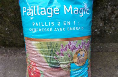 Paillage magic Fertiligene...