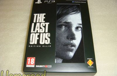 (déballage) Edition Spéciale Ellie - The Last of Us -