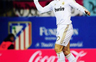 138 goals in 136 games with Real Madrid