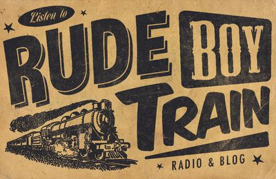 Logo rude boy train