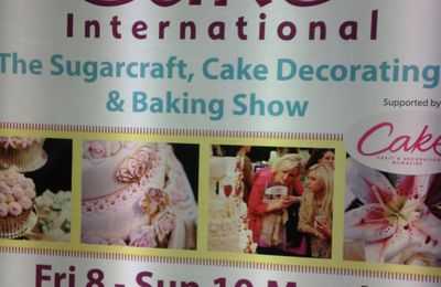 Salon Cake International, Manchester