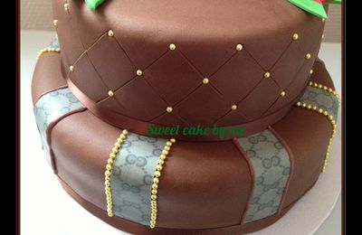 Gateau chic Gucci