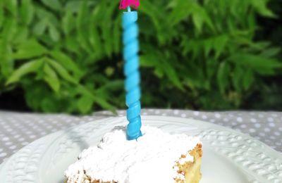 Gâteau magique vanille & praliné