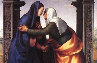 31 Maggio : Visitazione della Beata Vergine Maria