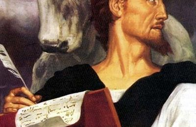 18 Ottobre : San Luca Evangelista - Preghiera