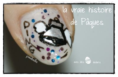 The Sunday Nail Battle // Pâques