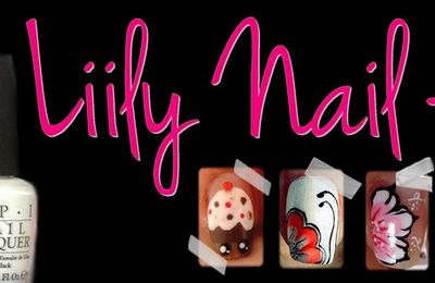 Concours chez liily nail art