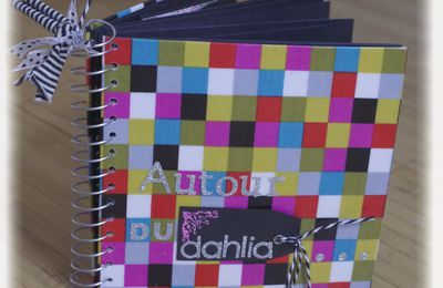 "Mini Album ""Dalhia Color"""