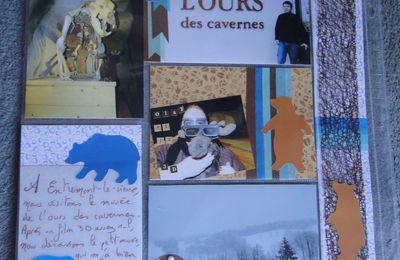 project life : février 2014 : l'ours des cavernes !