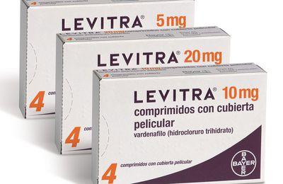 Levitra - meilleur médicament pour traiter les problèmes érectiles