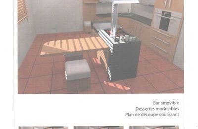 Comment créer une cuisine avec le design