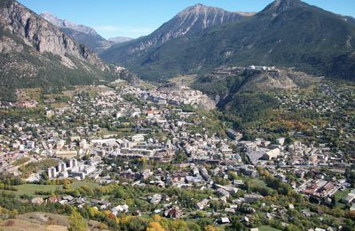 BRIANCON / HAUTES ALPES