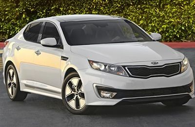 Nouvelle KIA Optima 2012