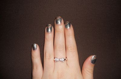 Nail Art Brillant