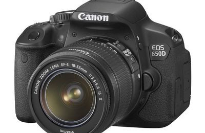 Product of the week: Canon EOS 650D