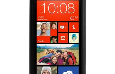 Top Product: HTC 8X