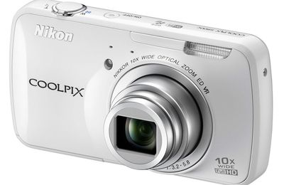 Product of the week: Nikon Coolpix S800c